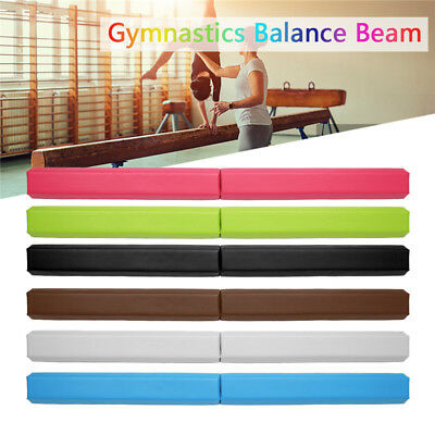 1.8M Folding Sectional Gymnastics Floor Balance Beam Skill Performance Training