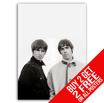 Oasis Supersonic Poster Bb4 Liam Noel Gallagher A4 A3 Size Buy 2 Get Any 2 Free