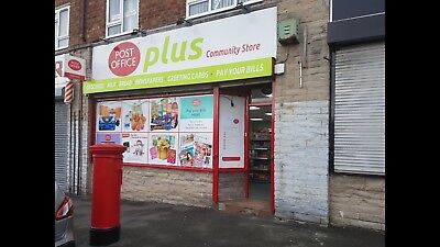 NEWSAGENTS & POST OFFICE BUSINESS FOR SALE VERY PROFITABLE  high potential
