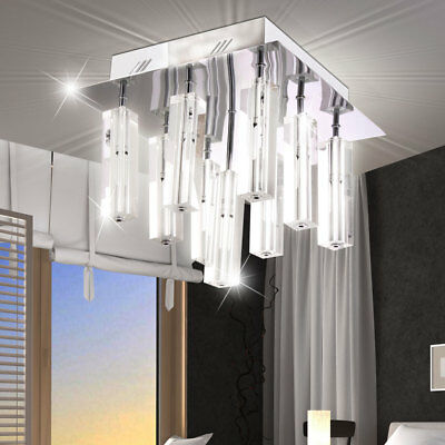 kronleuchter deckenlampe l ster glas pendelleuchte h ngelampe design glas e14 eur 49 00. Black Bedroom Furniture Sets. Home Design Ideas