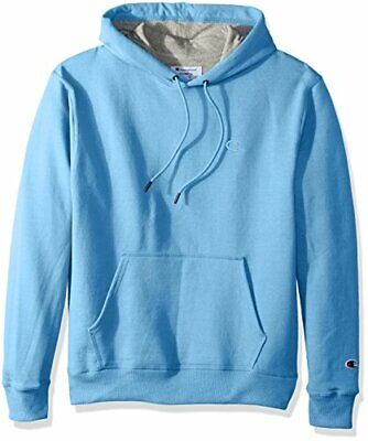 7d57676a41d7 CHAMPION MEN S POWERBLEND Fleece Pullover Hoodie Sweater -  30.21 ...