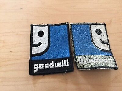good will patch, new old stock, 1980's