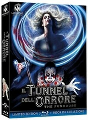 The Funhouse - Il tunnel dell'orrore - Limited Edition (3 Blu-Ray Disc + Booklet