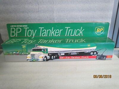 BP 1992 Tanker Truck-Remote Control-Limited Series-New in Box