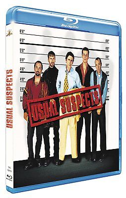 Blu-ray Usual Suspects NEUF sous blister avec VF