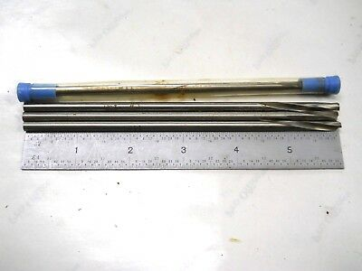 """4- Usa Made Metal Removal Co .#11 (.191)"""" Special Length  Drills 6"""" Long"""