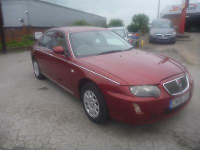 2006 ROVER 75 CLASSIC T Rover 75 74,000 miles