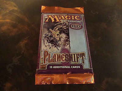 Magic The Gathering---Planeshift---(1) Booster Pack---English---Factory Sealed
