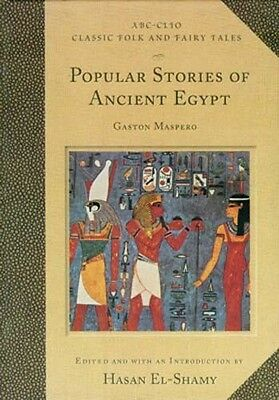 NEW Popular Stories of Ancient Egypt Folklore Khufu Magicians Shipwrecked Sailor