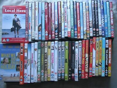 Selection of Comedy Movies - Individual DVD Sale - With Free UK Postage