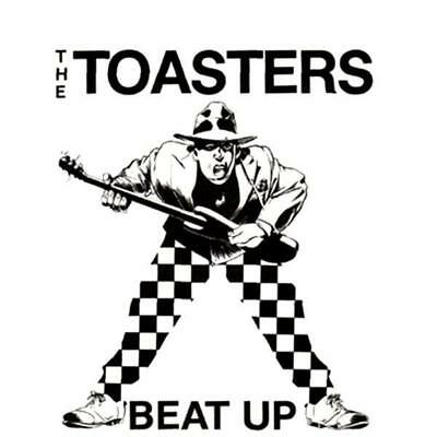 "TOASTERS * Beat Up  EP  7"" neu*new *NYC Ska*"