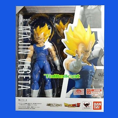 Bandai Tamashii S.H.Figuarts Dragon Ball Z ( Majin Vegeta ) Action Figure