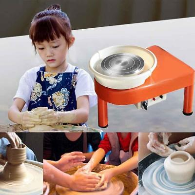 Pottery Wheel Pottery Machine Clay Arts Tool  Pottery Stepless Speed Change