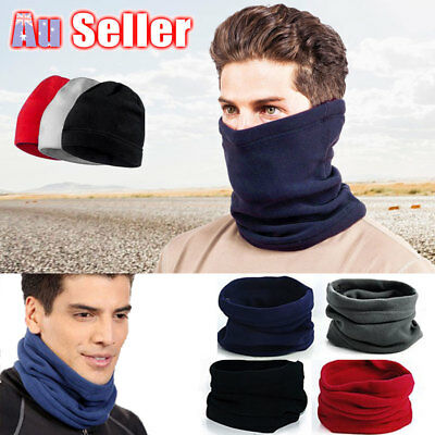 Motorcycle Motorbike Bike Cycle Multifunctional Windproof Neck Warmer Scarf Bib