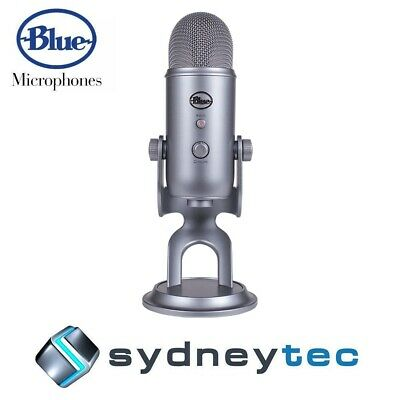 New Blue Microphones Yeti 3-Capsule USB Microphone - Space Grey
