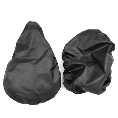 1Pc Bike Seat Waterproof Rain Cover And Dust Resistant Bicycle Saddle Cover