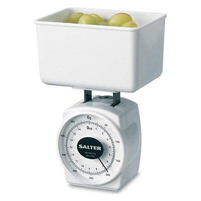 Salter 500g Diet Kitchen Mechanic/Analogue Scale Small Weigh/Measure/Cooking WH
