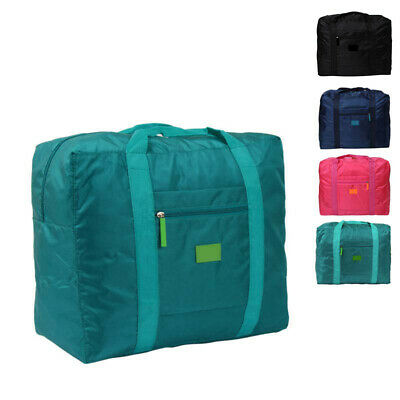 Waterproof Folding Foldable Home Travel Shopping Package Men Women Storage Bag