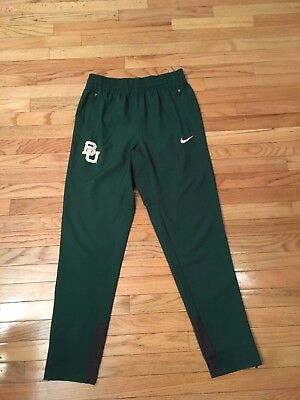 cheaper 73a4a 6773a Baylor Bears NCAA Nike Dri-Fit Women s Warm Up Pants NWT Size M