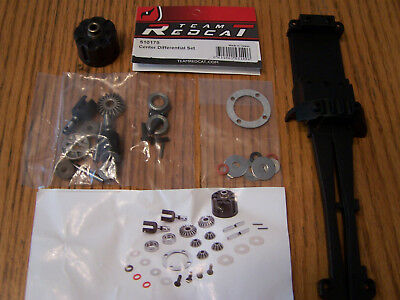 Team Redcat TR-MT10E Optional Center Differential Set Diff Cup Gears 510175