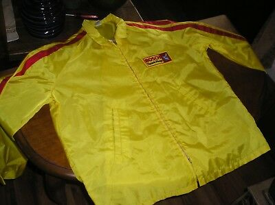 Vintage Bosch Yellow Jacket OLD and Real size L