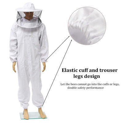 NEUF Apiculture Hot Costume ABEILLE jardin équipement professionnel complet PULL