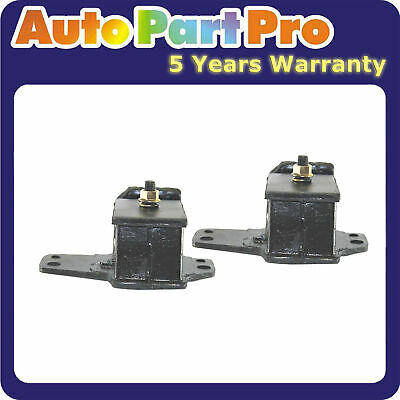 Front Left or Right Engine Motor Mount 1986-1994 for Nissan Pickup D21 2.4L 4WD.