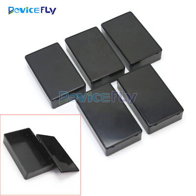 1/5PCS Plastic Electronic Project Box Enclosure Instrument Case 100x60x25mm