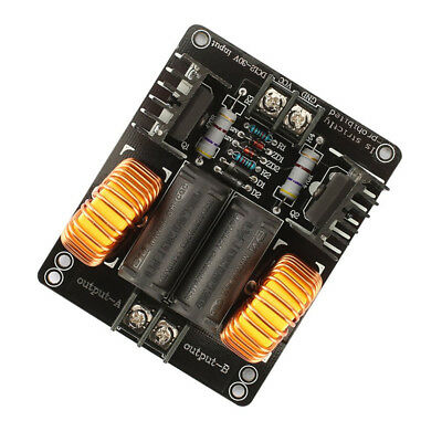 Metal 1000W 20A ZVS Board Low Voltage DC12-48V Induction Heating Coil Module DIY