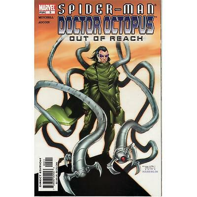 Spider-Man/Doctor Octopus Out of Reach 5