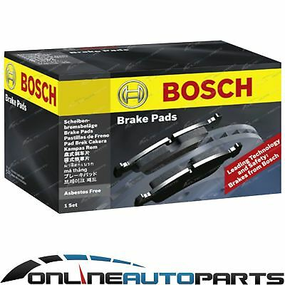Bosch Front Disc Brake Pad Set Ford Spectron 1.8L F8 1984~1987 RWD Van