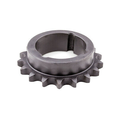 "2517 Bush TB12B2-25T 3//4/"" pitch Duplex Taper Bore Sprocket 25 Teeth"