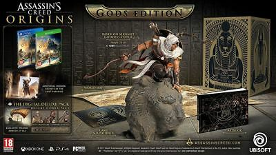 Assassins Creed Origins Gods Collectors Edition Xbox One Game