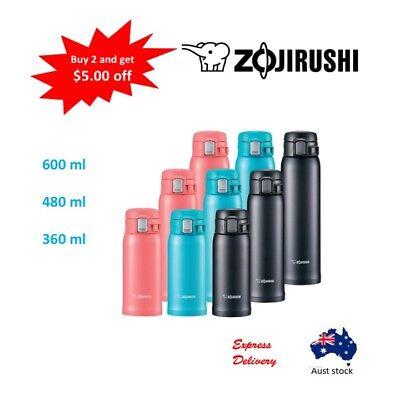 Zojirushi 象印 Stainless Steel Mug SM-SC36 (360ml)