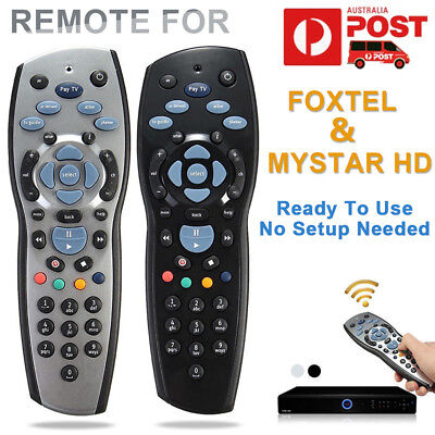 Remote Control Controller Replacement Device For Foxtel Mystar HD PayTV IQ3 IQ4