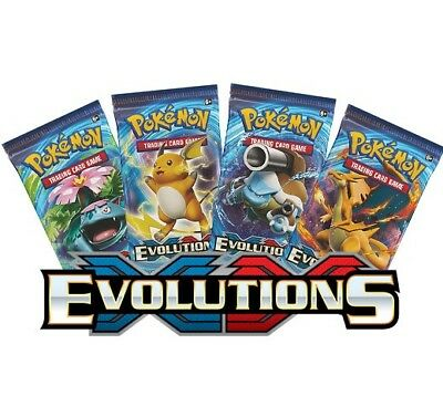 1 x Booster Pack Pokemon XY Evolutions - Factory sealed