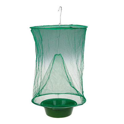 Reusable Pest Control Fly kill Trap Tools Hanging Fly Catcher Killer Bug Net