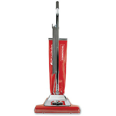 """Commercial Upright Vacuum With 16""""W Sweep Path"""
