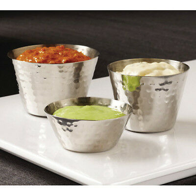 Hammered Sauce Cup - 1-1/2 oz. Capacity