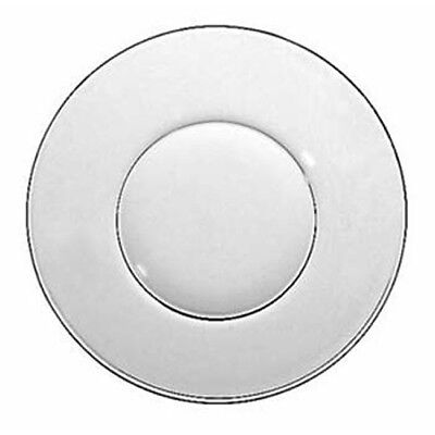 """Clear Glass Dinnerware Plate 6-1/4"""", Case of 36"""