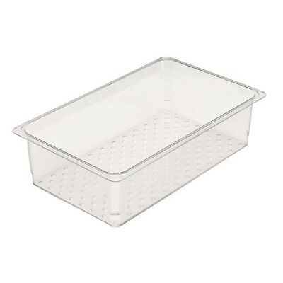 "Cold Food Pan Colander 6""H, Full-Size Camwear"