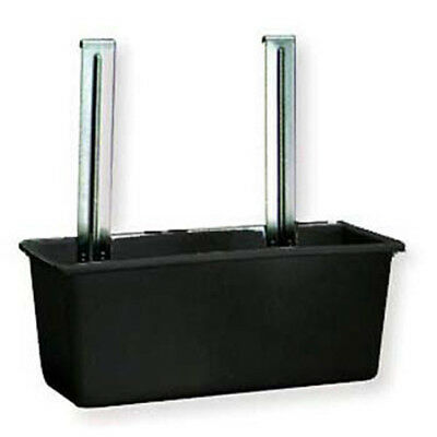Silverware Bin Black, For Stainless Steel Utility Carts