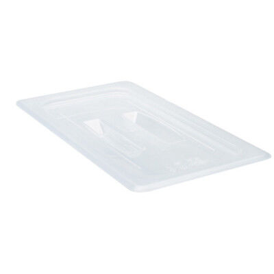 Third Size Translucent Food Pan Cover with Handle