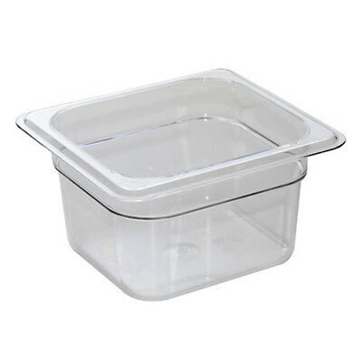 Cambro Cold Food Pan - Camwear - Sixth-Size - 2-3/8 Quart - 66CW135