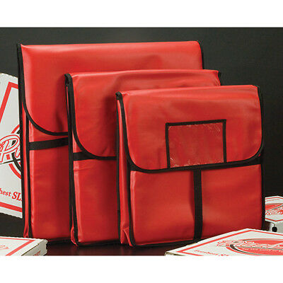 "American Metalcraft PB2000 Pizza Delivery Bag - Holds (2) 20"" Pizzas"