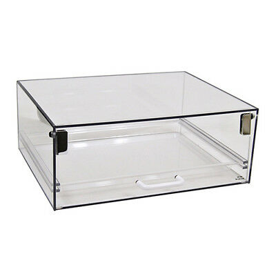 """Stackable Bakery Case - Single Tray Display, 15""""Wx12""""Dx6""""H"""