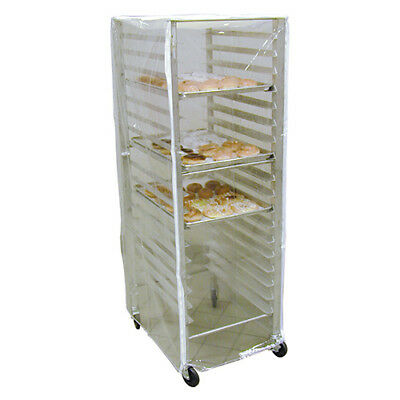 Curtron SUPRO-14-EC Bakery Rack Cover - Standard Duty Refrigerator Cover