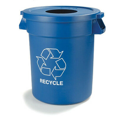 Round Recycle Container - 32 Gallon Capacity