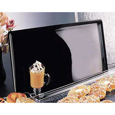 "Acrylic Serving Tray, Smooth, 12""Wx20""D"