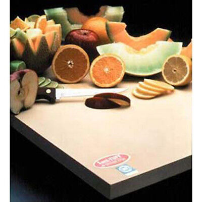 "Restaurant Rubber Cutting Board 15""Wx20""D, 1/2"" Thick"